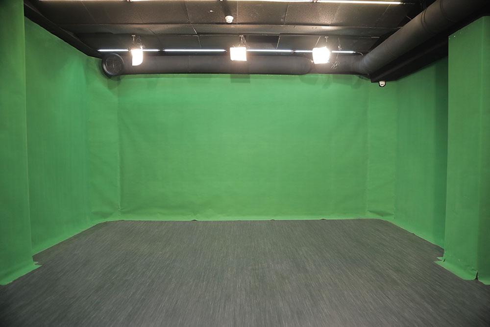 استودیو فیلمبرداری وکروماکی